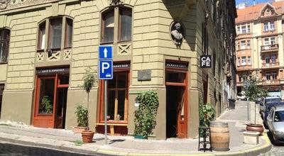 Photo of Cafe Café Sladkovský at Sevastopolská 17, Praha 101 00, Czech Republic