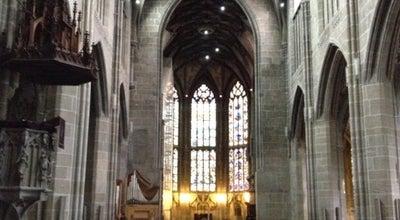 Photo of Church Berner Münster at Münsterplatz 1, Bern 3011, Switzerland
