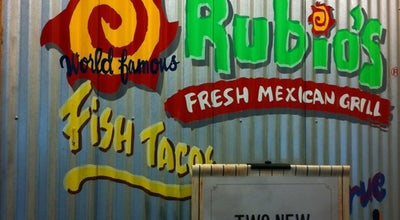 Photo of Mexican Restaurant Rubio's at 130 Town Center Pkwy, Santee, CA 92071, United States