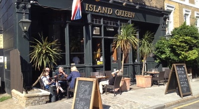 Photo of Nightclub Island Queen at 87 Noel Road, London, United Kingdom