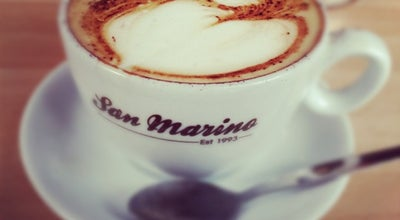 Photo of Cafe San Marino at 413 Brixton Rd, Brixton SW9 7DG, United Kingdom