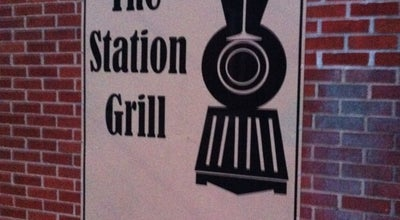 Photo of Bar Station Grill at 127 E King St, Martinsburg, WV 25401, United States