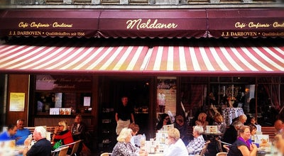 Photo of Cafe Café Maldaner at Marktstr. 34, Wiesbaden, Landeshauptstadt 65183, Germany