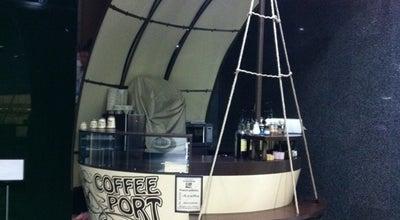 Photo of Coffee Shop Кофепорт at Московская Школа Управления «сколково», Skolkovo, Russia
