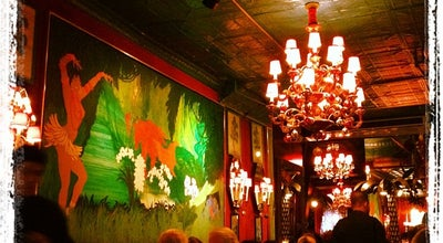 Photo of French Restaurant Chez Josephine at 414 W 42nd St, New York, NY 10036, United States