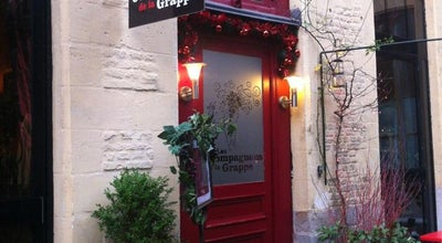 Photo of French Restaurant Les Compagnons de la Grappe at Rue Lepelletier, Lille 59800, France
