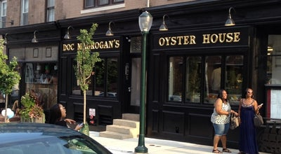 Photo of Seafood Restaurant Doc Magrogan's Oyster House at 3432 Sansom St, Philadelphia, PA 19104, United States