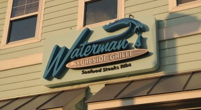 Photo of Seafood Restaurant Waterman's Surfside Grille at 415 Atlantic Ave, Virginia Beach, VA 23451, United States