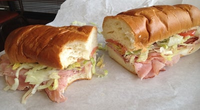 Photo of Sandwich Place New York Sub-Way at 305 W University Dr, Denton, TX 76201, United States
