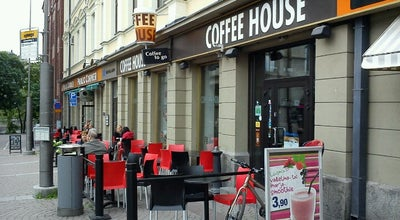 Photo of Cafe Coffee House at Keskustori 5, Tampere 33100, Finland