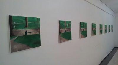 Photo of Art Gallery Galeria de Arte Ido Finotti at Avenida Anselmo Alves Dos Santos, 600, Bairro Santa Mônica, Uberlândia 38400-096, Brazil