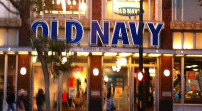 Photo of Clothing Store Old Navy at 801 Market St, San Francisco, CA 94103, United States