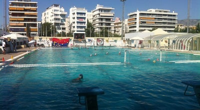 Photo of Pool Κολυμβητήριο Αλίμου at Λεωφ. Ποσειδώνος, Alimos, Greece
