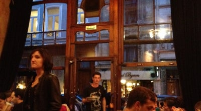 Photo of Belgian Restaurant Fin de Siècle at Kartuizersstraat 9 Rue Des Chartreux, Brussels 1000, Belgium