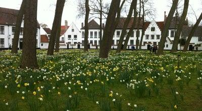 Photo of Historic Site Begijnhof Ten Wijngaerde at Begijnhof, Brugge 8000, Belgium