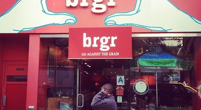 Photo of American Restaurant Brgr at 1026 3rd Ave, New York, NY 10065, United States