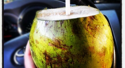 Photo of Juice Bar Barraca Do Coco at Av. Nenê Sabino 2661-2723, Uberaba 38050-501, Brazil