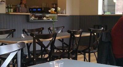 Photo of Cafe Antons Spiseri at Smallegade 40, Frederiksberg 2000, Denmark