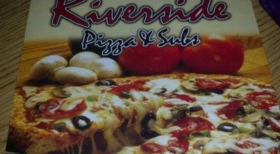 Photo of Pizza Place Riverside Pizza & Sub at 7 Needham St, Dedham, MA 02026, United States
