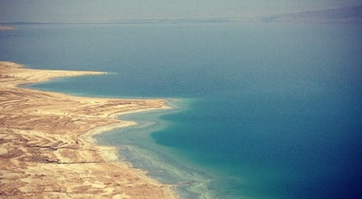 Photo of Beach Dead Sea | البحر الميّت at Dead Sea, Israel