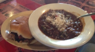 Photo of BBQ Joint B.B. Perrins at 608 Holly St Ne, Decatur, AL 35601, United States