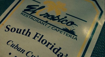 Photo of Cuban Restaurant El Tropico at 7902 Nw 36th St, Doral, FL 33166, United States