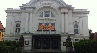 Photo of Theater Teatr im. Wilama Horzycy at Plac Teatralny, Toruń, Poland