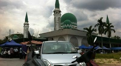Photo of Mosque Masjid Lapangan Terbang Sultan Abdul Aziz Shah at Subang Airport, Subang 40150, Malaysia