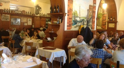 Photo of Italian Restaurant Trattoria Perilli at Via Marmorata 39, Rome 00153, Italy