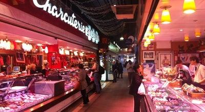 Photo of Market Les Halles de Lyon (Paul Bocuse) at 102 Cours Lafayette, Lyon 69003, France