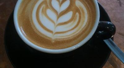 Photo of Cafe Drop Coffee Medborgarplatsen at Tjärhovsgatan 5, Stockholm, Sweden