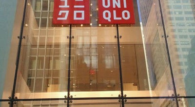 Photo of Clothing Store UNIQLO 5th Ave at 666 5th Avenue, New York, NY 10103, United States