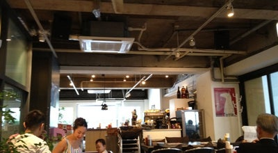 Photo of Cafe GOOD MORNING CAFE 千駄ヶ谷 at 千駄ヶ谷1-20-3, 渋谷区 151-0051, Japan
