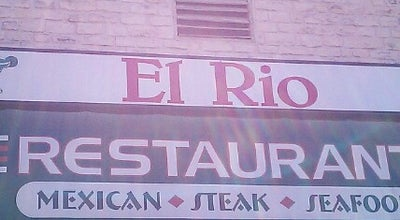 Photo of Mexican Restaurant El Rio at 1381 S Main St, Boerne, TX 78006, United States