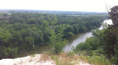 Photo of Park Lovers Leap at Cameron Park, Waco, TX, United States
