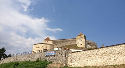 Photo of Castle Cetatea Râșnov at Str. Cetății, Râșnov, Romania