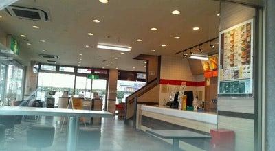 Photo of Burger Joint ロッテリア 津島店 at 今市場町4-14, 津島市 496-0803, Japan