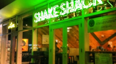 Photo of Burger Joint Shake Shack at 1111 Lincoln Rd, Miami Beach, FL 33139, United States