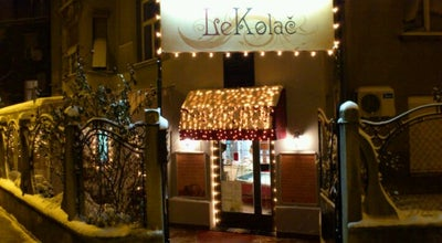 Photo of Dessert Shop Le Kolač at Petretićev Trg 3, Zagreb 10000, Croatia