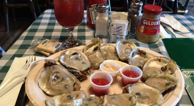Photo of American Restaurant McGarvey's Saloon & Oyster Bar at 8 Market, Annapolis, MD 21401, United States