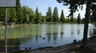 Photo of Park Parco Amendola at Viale Amendola, Modena, Emilia-Romagna, Italy