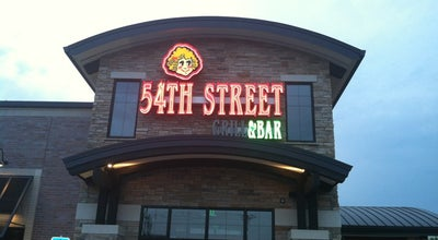 Photo of American Restaurant 54th Street Grill & Bar at 2895 N Highway 67, Florissant, MO 63033, United States