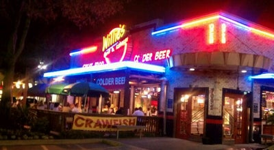 Photo of Burger Joint Willie's Grill & Icehouse at 7092 Highway 6 N, Houston, TX 77095, United States