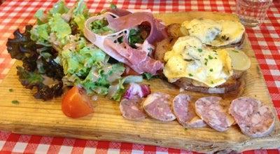 Photo of French Restaurant La Ferme à Dédé at 24 Rue Barnave, Grenoble 38000, France