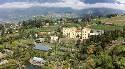Photo of Botanical Garden I Giardini di Castel Trauttmansdorff at St-valentin-str. 51a, Meran 39012, Italy