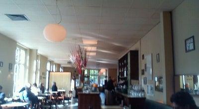 Photo of Cafe Abaton Bistro at Grindelhof 14a, Hamburg 20146, Germany