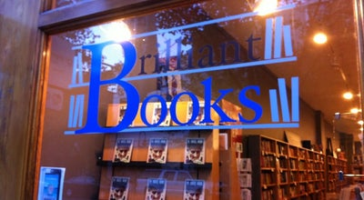 Photo of Bookstore Brilliant Books at 118 E, Traverse City, MI 49684, United States