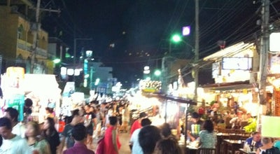Photo of Night Market ตลาดโต้รุ่งหัวหิน (Hua Hin Night Market) at Soi Hua Hin 72, Hua Hin 77110, Thailand