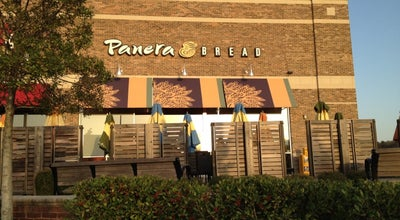 Photo of Sandwich Place Panera Bread at 11525 Cantrell Road, Little Rock, AR 72212, United States