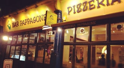Photo of Italian Restaurant Pizzeria Pappagone at 131 Stroud Green Road, London N4 3PX, United Kingdom